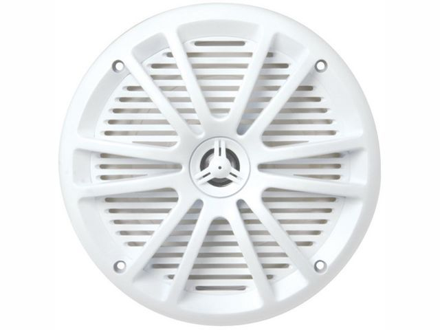 Alto-Falante Marinizado Boss Marine High Quality 6,5 polegadas - Branco - MR650