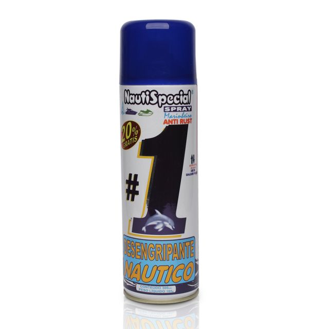 Desengripante Spray NautiSpecial - Anti Rust - 300 ml