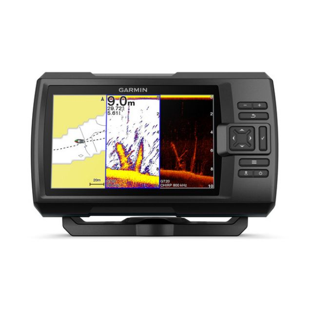GPS e Sonar Fishfinder Garmin STRIKER 7cv PLUS (c/ Transducer CV20-TM)